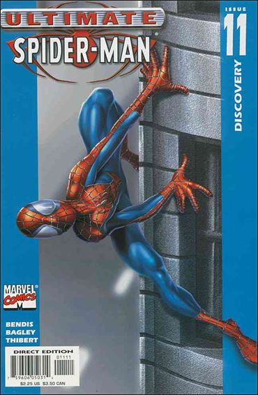 Ultimate Spider-Man (2000) 11-A by Marvel