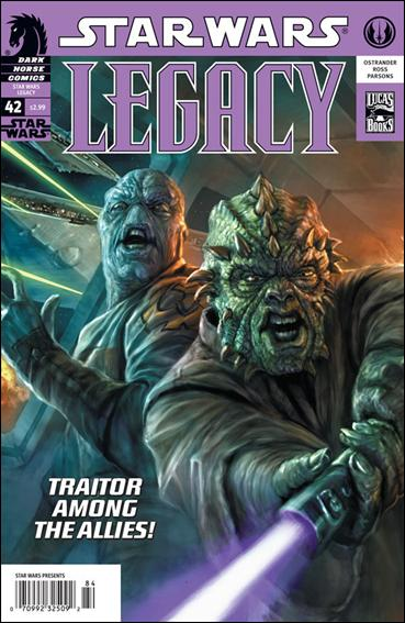 Star Wars: Legacy (2006) 42-A by Dark Horse