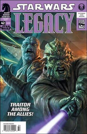 Star Wars: Legacy (2006) 42-A