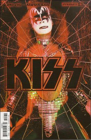 Kiss (2016) 10-C