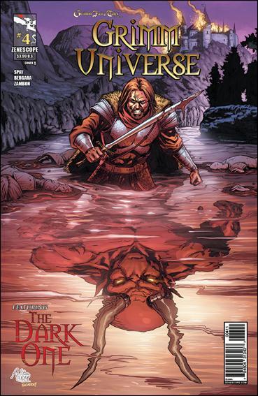 Grimm Universe 4-A by Zenescope Entertainment