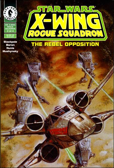 Star Wars: X-Wing Rogue Squadron 2-A by Dark Horse