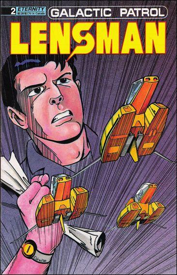 Lensman: Galactic Patrol 2-A by Eternity
