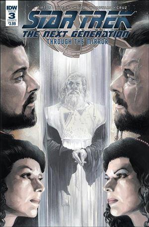 Star Trek: The Next Generation: Through The Mirror 3-A