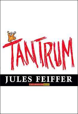 Tantrum 1-A by Fantagraphics
