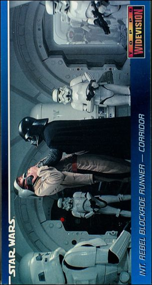Star Wars Widevision (Promo) K-01-A by Topps