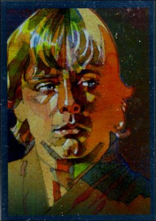 Star Wars Galaxy: Series 7 (Foil Subset) 9-A