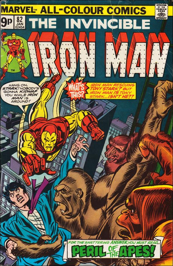 Iron Man (1968) 82-B by Marvel