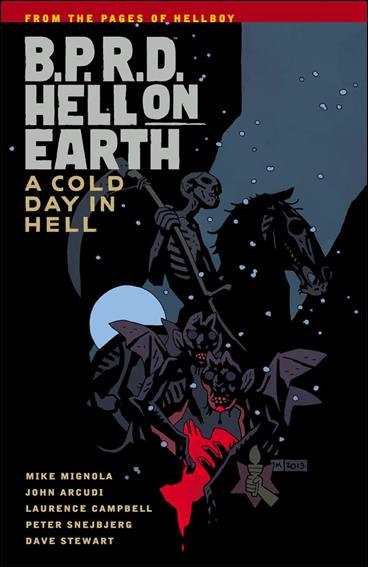 B.P.R.D. Hell on Earth 7-A by Dark Horse