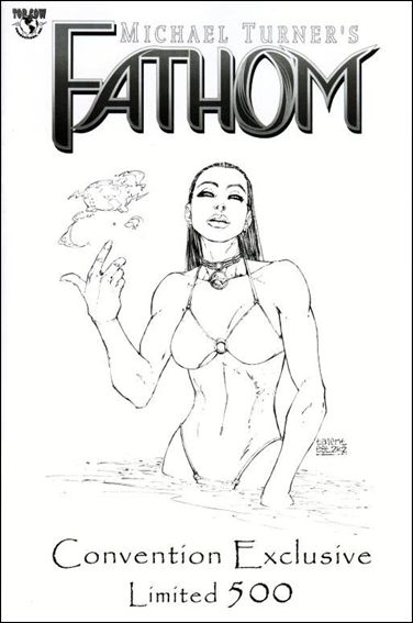 Fathom Preview Special 1-B by Image