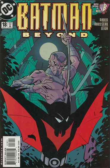 Batman Beyond (1999/11) 18-A by DC