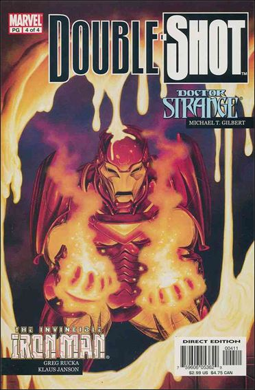 Marvel Double-Shot 4-A by Marvel