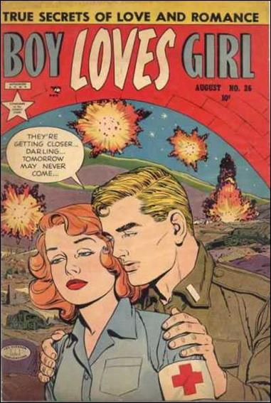 Boy Loves Girl 26-A by Lev Gleason Productions
