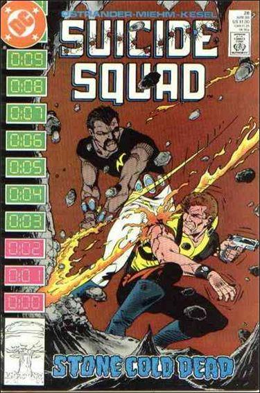 Suicide Squad (1987) 26-A by DC