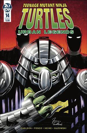 Teenage Mutant Ninja Turtles: Urban Legends 14-A