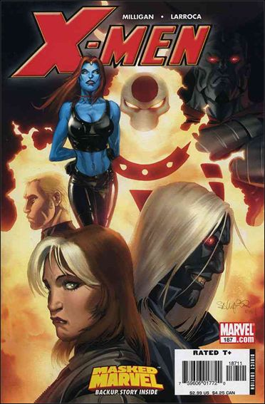 X-Men (1991) 187-A by Marvel