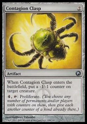 Magic the Gathering: Scars of Mirrodin (Base Set)144-A