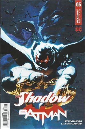 Shadow / Batman 5-B