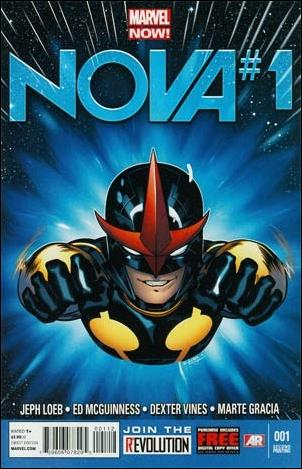 Nova (2013) 1-H by Marvel