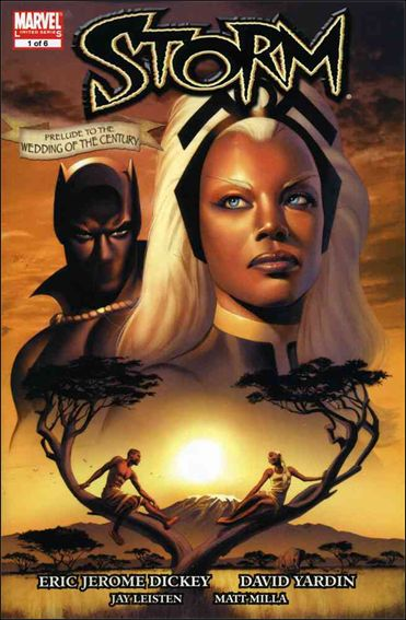 Storm (2006) 1-A by Marvel