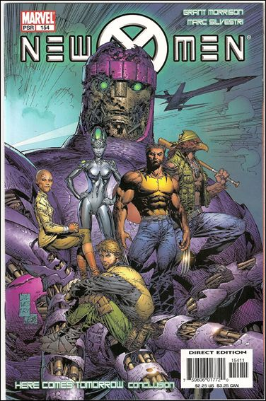 New X-Men (2001) 154-A by Marvel