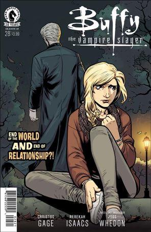 Buffy the Vampire Slayer Season 10 28-B