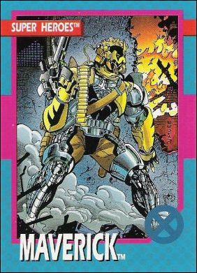 X-Men: Series 1 (Base Set) 39-A by Impel