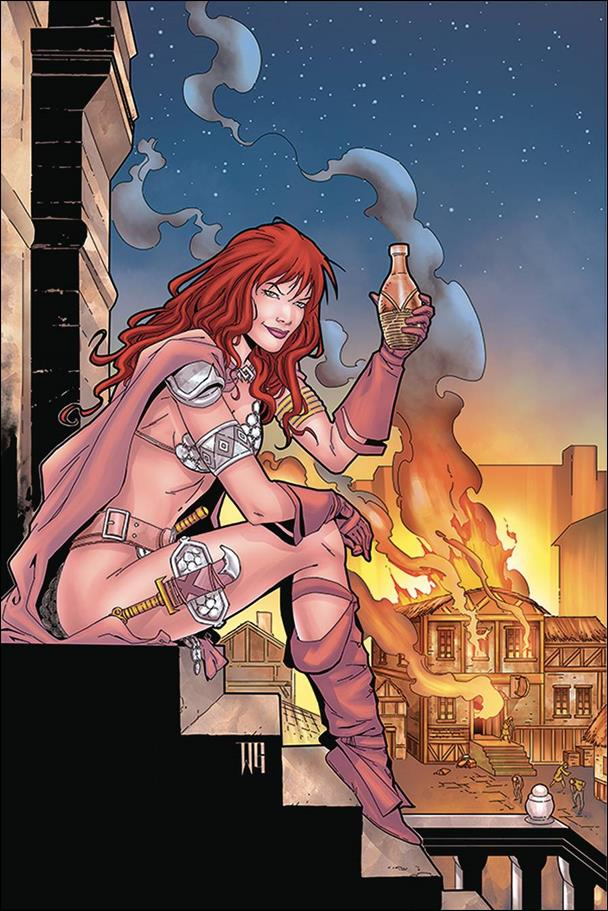 Red Sonja: Price of Blood 2-Q by Dynamite Entertainment