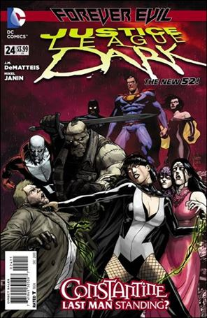 Justice League Dark 24-A