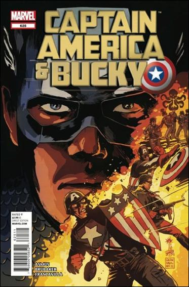 Captain America and Bucky 625-A by Marvel