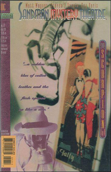 Sandman Mystery Theatre 17-A by Vertigo