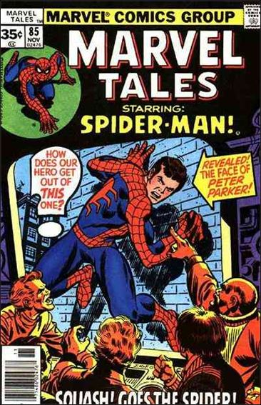 Marvel Tales (1966) 85-A by Marvel