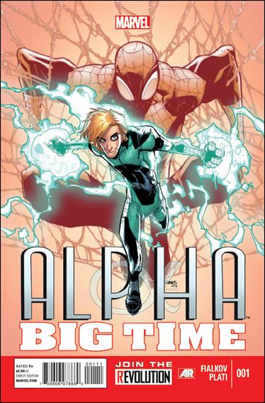 Alpha: Big Time 1-A by Marvel
