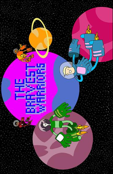 Bravest Warriors 5-D by Kaboom!
