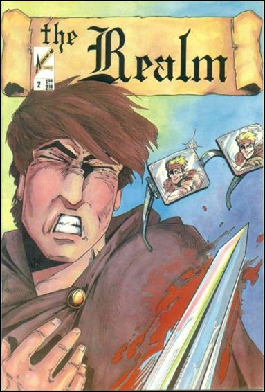 Realm (1986) 2-A by Arrow