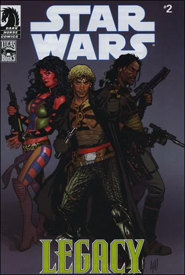 Star Wars: Legacy (2006) 2-D by Dark Horse