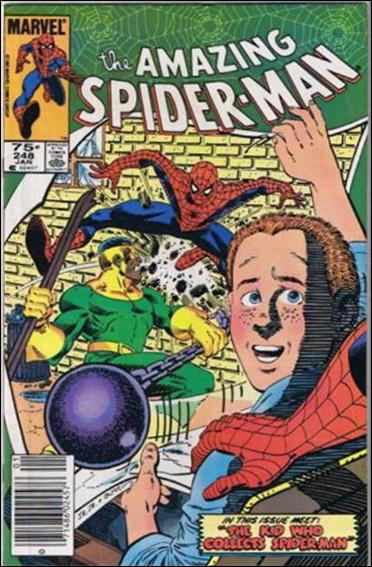 Amazing Spider-Man (1963) 248-B by Marvel