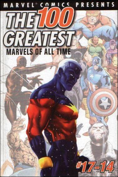 100 Greatest Marvels of All Time 3-A by Marvel