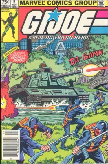 G.I. Joe: A Real American Hero 5-B by IDW