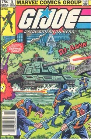 G.I. Joe: A Real American Hero 5-B