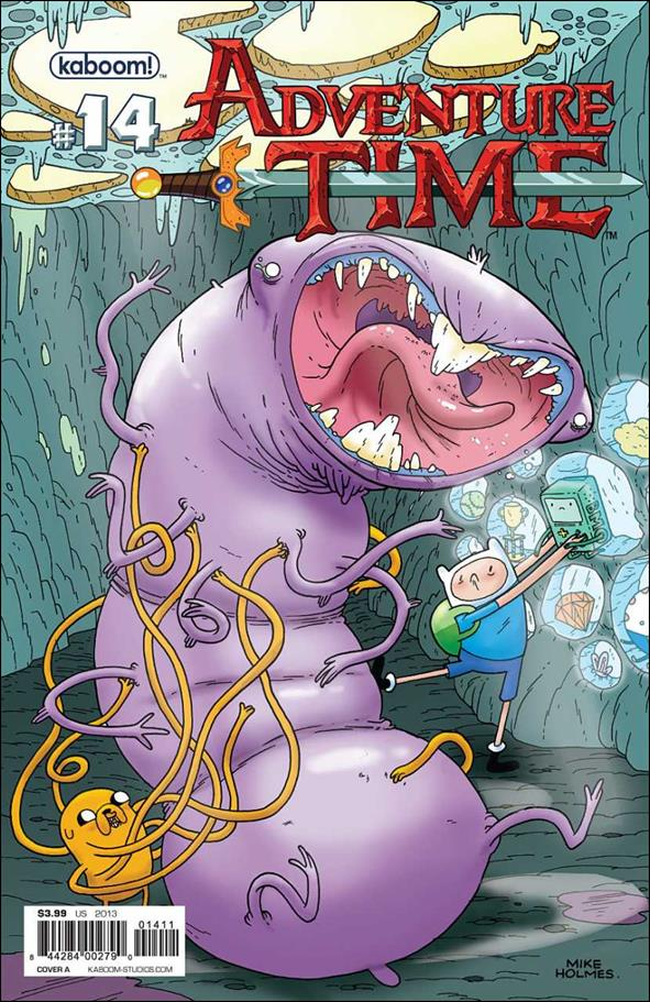 Adventure Time 14-A by Kaboom!