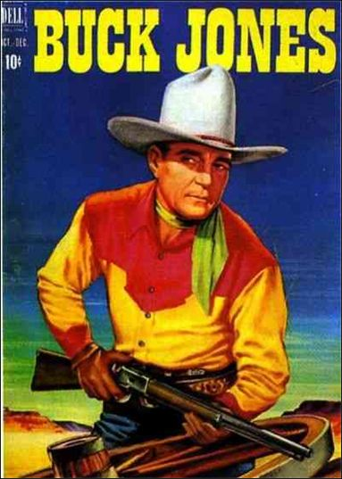 Buck Jones 4-A by Dell