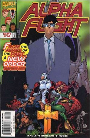 Alpha Flight (1997) 14-A