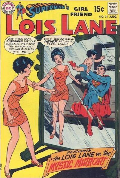 Superman's Girl Friend Lois Lane 94-A by DC