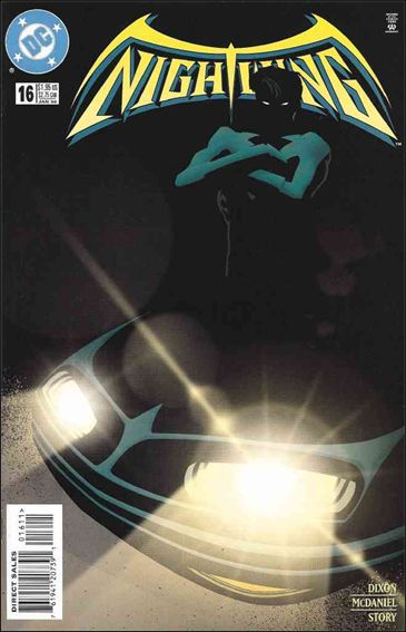 Nightwing (1996) 16-A by DC