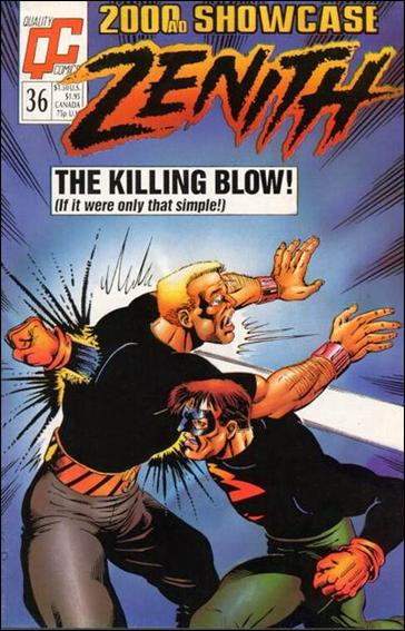 2000 A.D. Showcase (1988) 36-A by Quality Comics