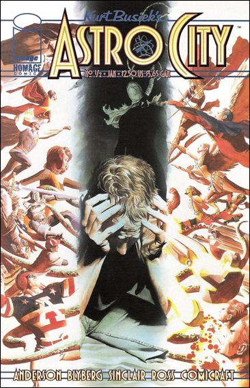 Kurt Busiek's Astro City (1996) 1/2-D by Homage Comics