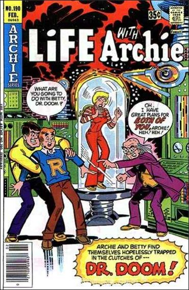Life with Archie (1958) 190-A by Archie