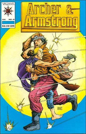 Archer & Armstrong (1992) 0-A by Valiant