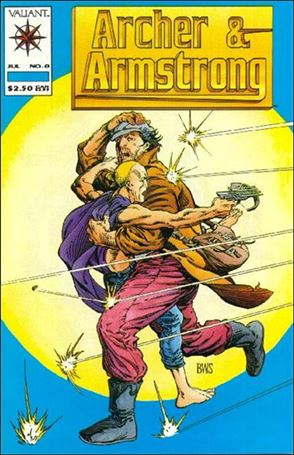 Archer & Armstrong (1992) 0-A